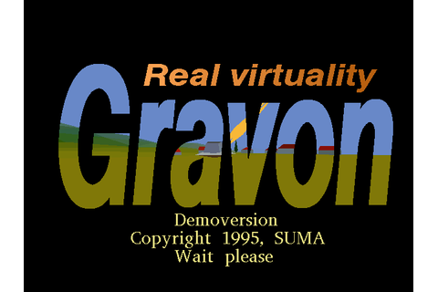 Atari ST Gravon [Falcon030] : scans, dump, download ...